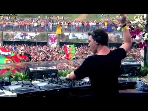 Hardwell  Spaceman Live In Tomorrowland 2012