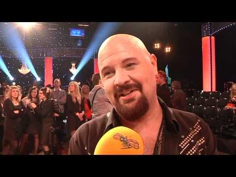 Anders bagge ute ur let s dance 2011