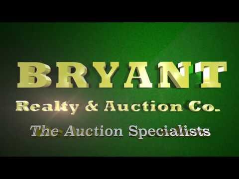 Bryant Realty & Auction- Sat. Dec 2nd 1:00 PM CT - 17.91 AC.