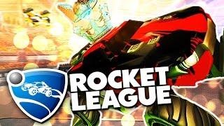 Rocket League - КОСМИЧЕСКОЕ ОБНОВЛЕНИЕ - НОВЫЙ ФУТБОЛ!
