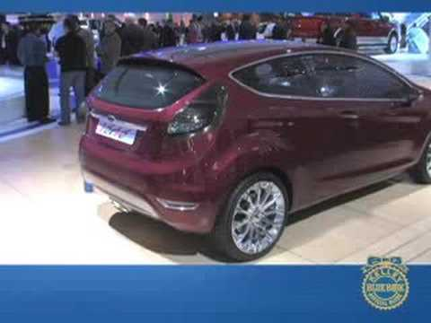 Ford Concept Car Review Ford Verve Concept Kelley Blue Book