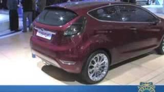 Ford Verve Concept Videos