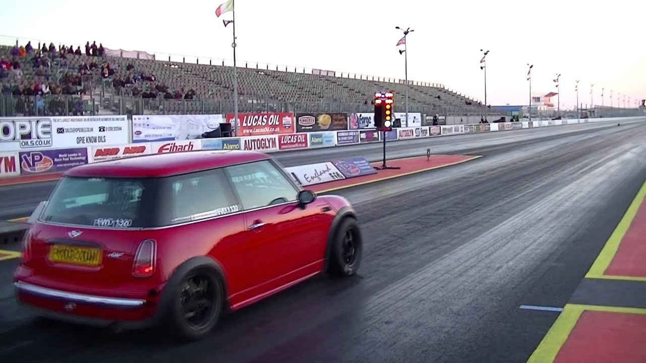 Offically The Worlds Quickest  Fastest BMW MINI  YouTube