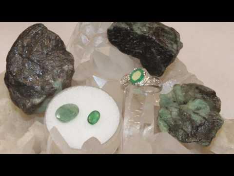 Emerald-Gem Identification