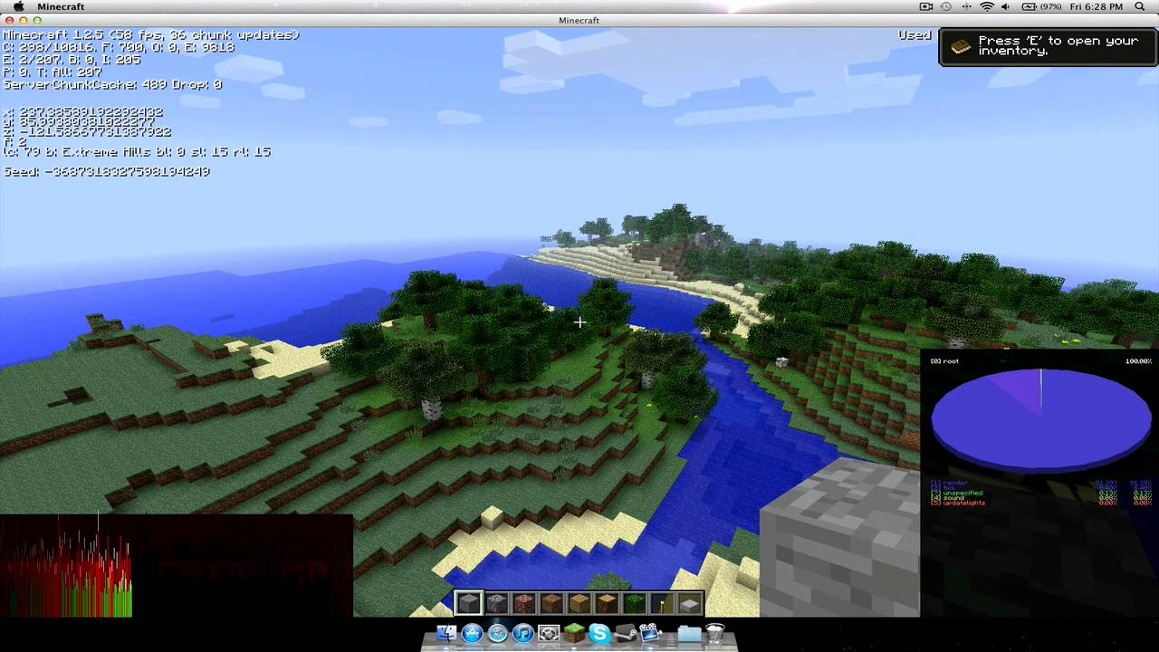 How To Download A Minecraft Map On Macbook Pro
