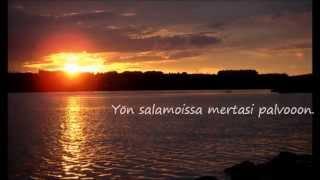 Samuli Edelmann tuhat yötä Lyrics