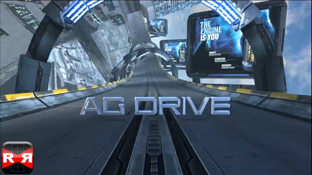 AG Drive Cheat & Hack
