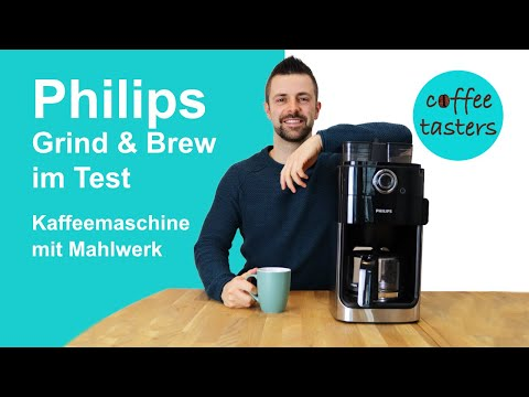 Philips Grind and Brew im Test 2