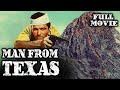 MAN FROM TEXAS   James Craig   Lynn Bari   Full Length Western Movie   English   HD   720p