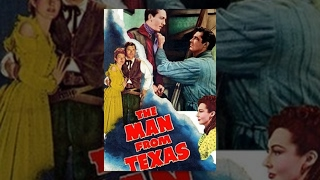 MAN FROM TEXAS | James Craig | Lynn Bari | Full Length Western Movie | English | HD | 720p