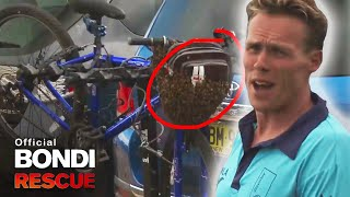 Bee Swarms | Best of Bondi Rescue