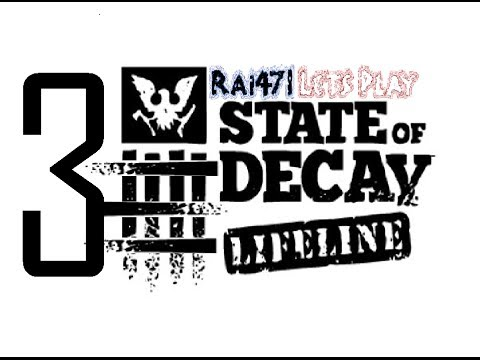 State of Decay Lifeline - Rescue High Value Assets (3)