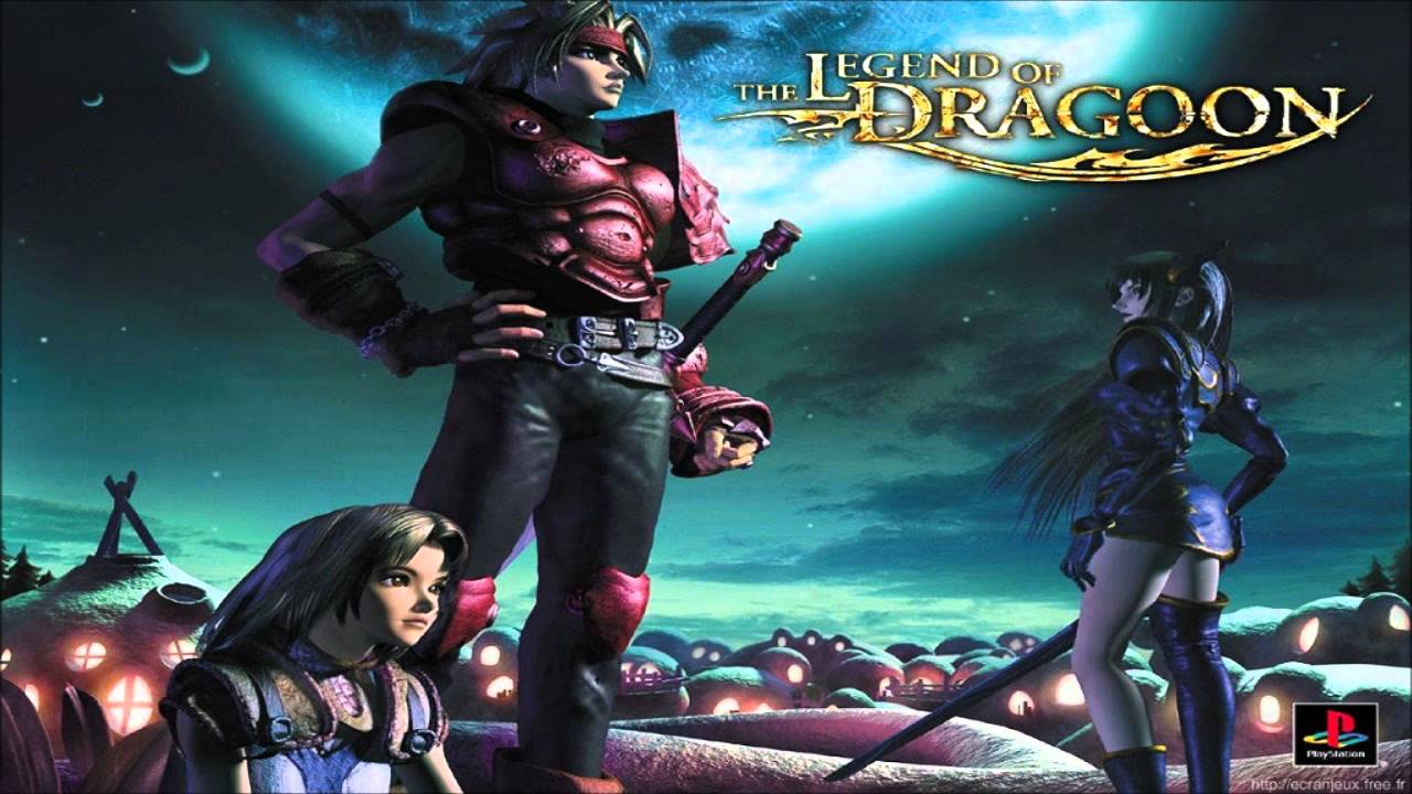 The Legend Of Dragoon Royal Capital Remastered Youtube