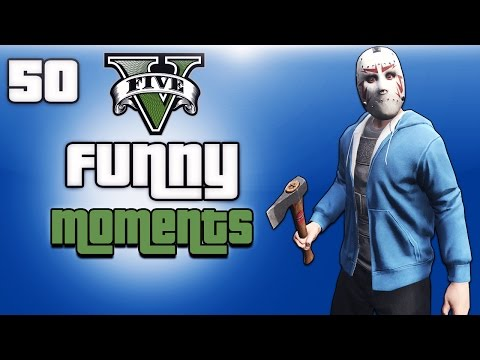 GTA 5 Next Gen Funny Moments (Animation...