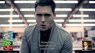 Canadian Hot 100 - Top 50 Singles (09/26/2009)