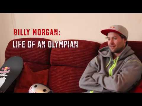 Billy Morgan   Life of an Olympian