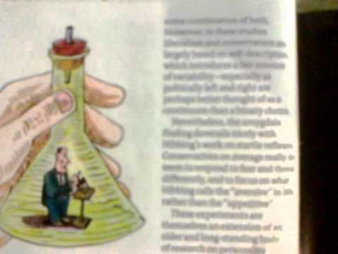 Political Ideological Genetic Neuro-Anatomy.!