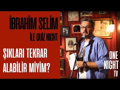 İbrahim Selim İle Quiz Night - 14 (Bölüm 1) – Şıkları Tekrar Alabilir Miyim?
