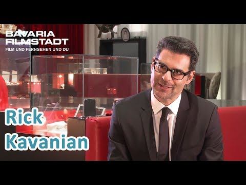Rick Kavanian - Nachgefragt: Stars in der Bavaria Filmstadt