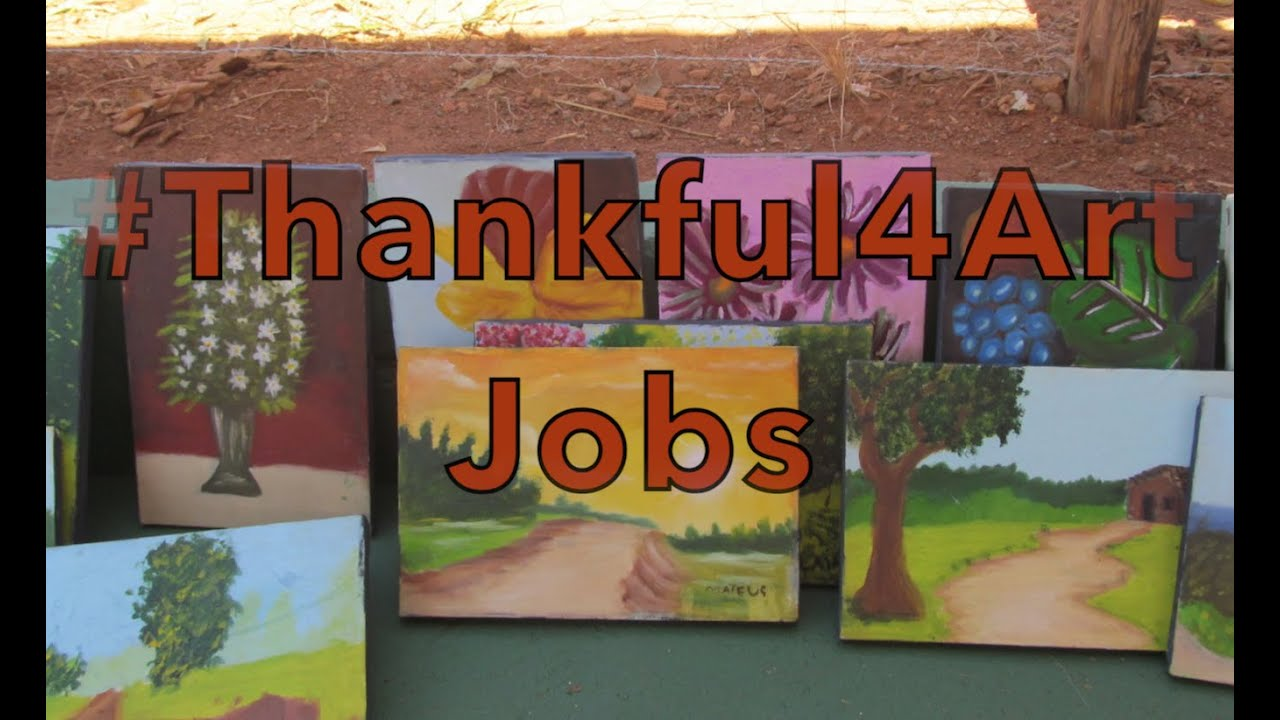 cool art jobs change lives vlog thankfulart jobs for artists cool art jobs change lives vlog thankful4art jobs for artists