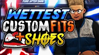 WETTEST CUSTOM OUTFITS SHOES PT 7 BECOME UNGUARDABLE W