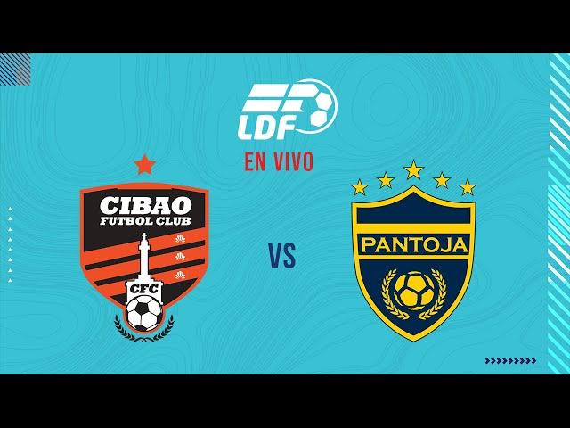 Cibao FC vs Club Atlético Pantoja