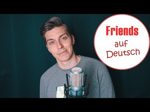JUSTIN BIEBER - FRIENDS (AUF DEUTSCH) by Voyce