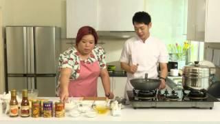 順泰行十大海味 佳肴1/10 (Soon Thye Hang Cooking Recipe 1/10) - 蟹王花胶羹