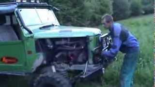 ГАЗ 69 ТУРБО мотор 3 литра  Экстрим 4х4
