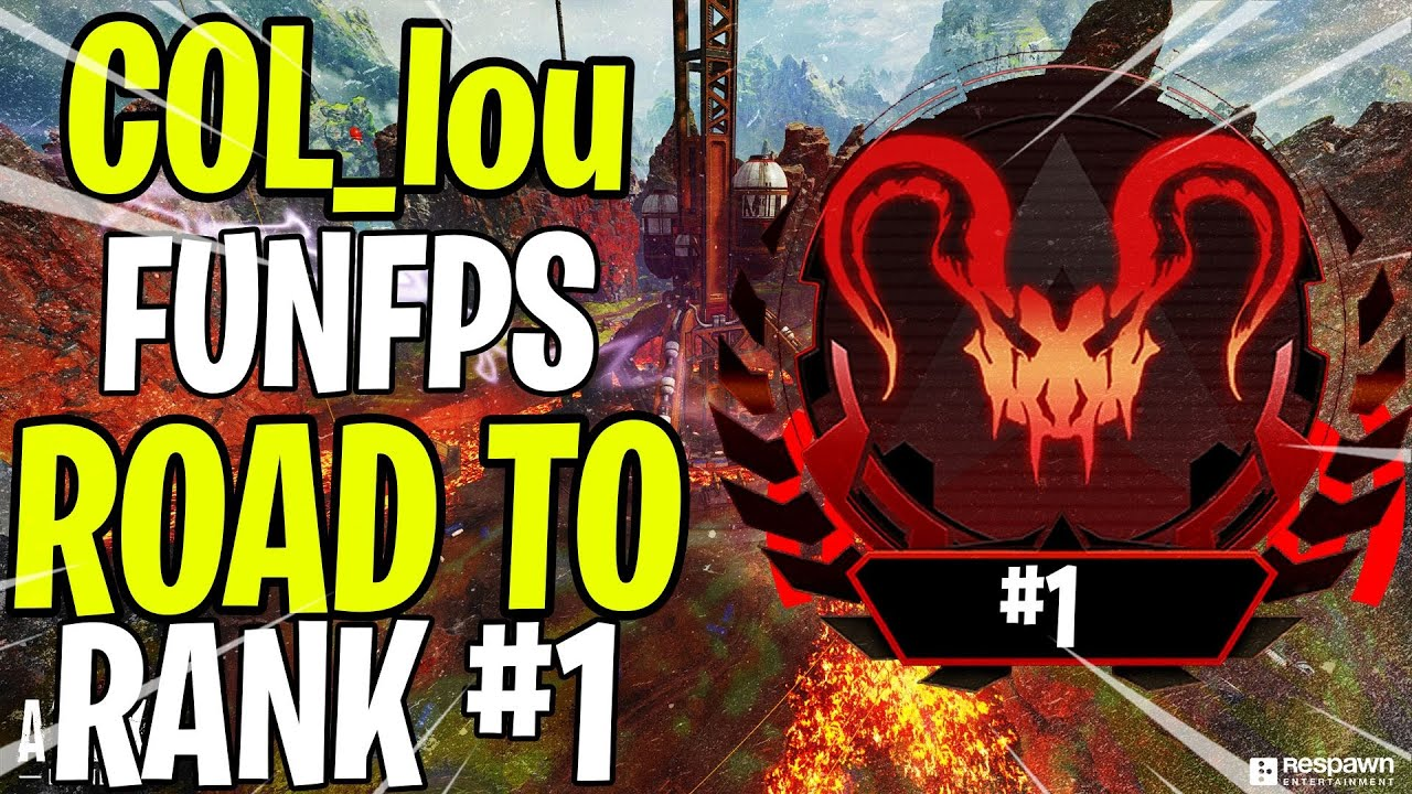 COL_lou & FUNFPS - ROAD TO RANK #1