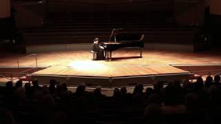 Piano Recital [Klavier Recital] : Eun-Jung Shon - Berliner Philharmonie 24.Jan.2018