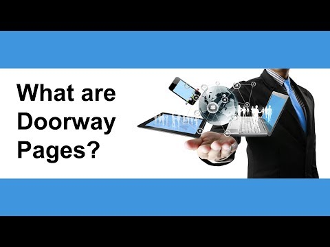 What Are Doorway Pages?