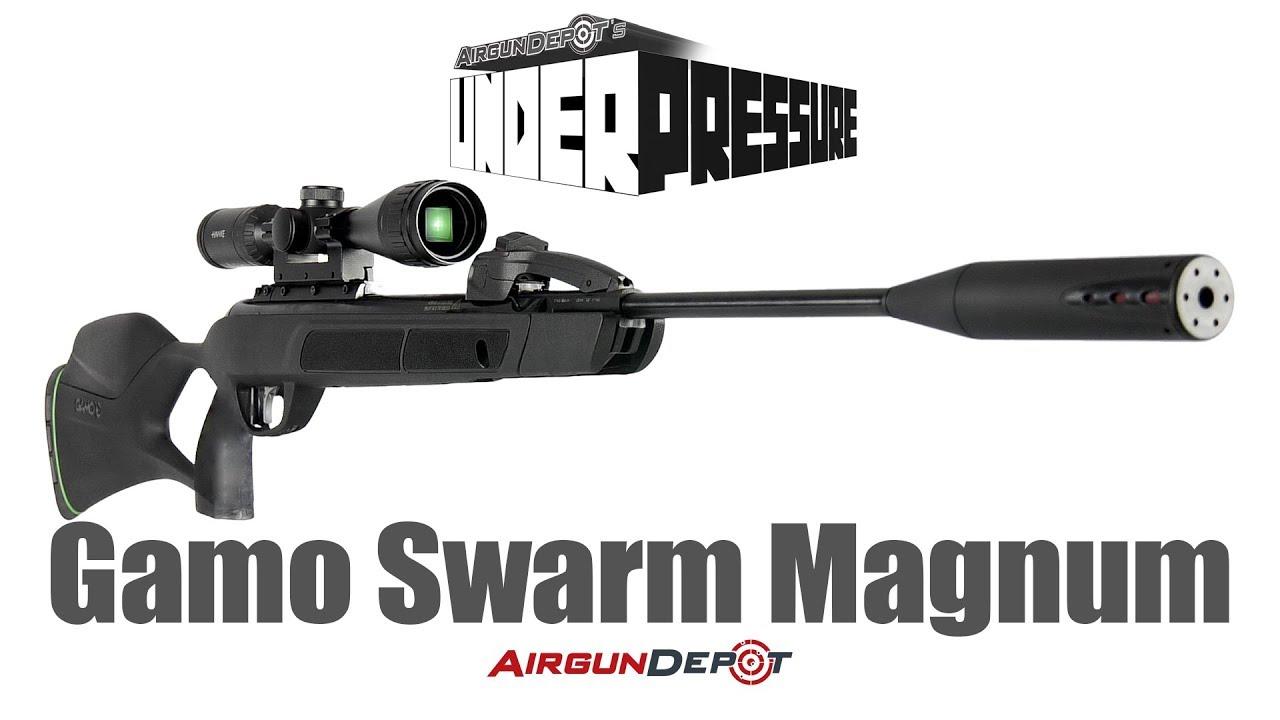 Gamo Swarm Magnum: a Ten-Shot Repeating Monster of an Airgun!