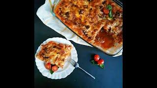 Рецепт вкусной лазаньи с соусом бешамель и болоньезе