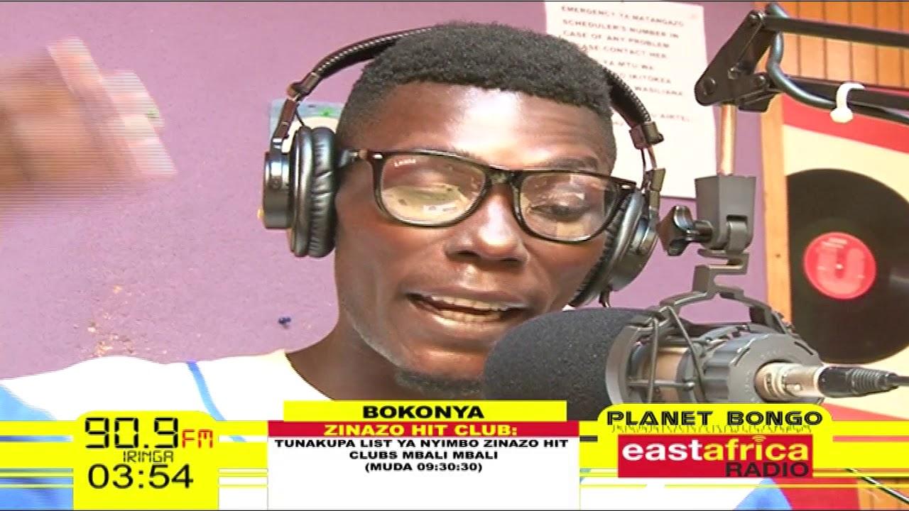 Dakika 10 Za Maangamizi - BOKONYA   Planet Bongo - YouTube