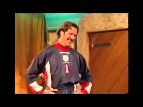 David Seaman and The New England Goalkeeper