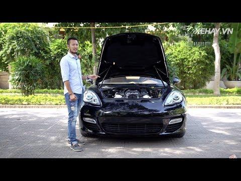 nh gi xe Porsche Panamera sau 7 nm s dng XEHAY.VN