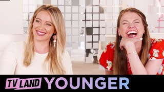 "Younger Outtakes | ""It's Love, Actually"" 