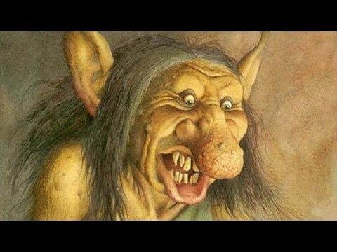 Страшные мифические существа