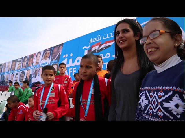 Sheikha Al-Thani at SATUC Tournament 2016 Sharm El Sheikh - ساتوك - شيخه ال ثاني