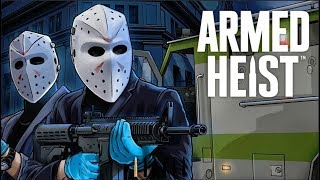Armed HEIST MAX SETTING ANDROID GAMEPLAY ONE PLUS 5T