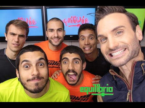 EQUILIBRIO TV BAND VALE VOLT RUNNERS BLOCO 2