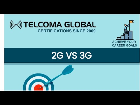2G Vs 3G By TELCOMA Global