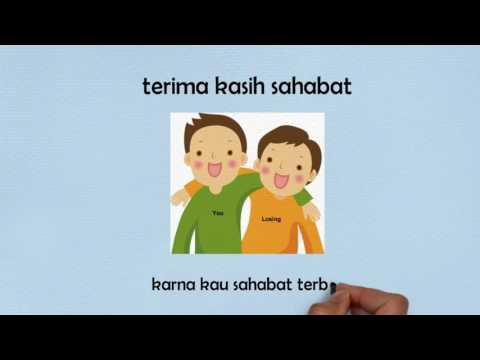 Terima Kasih Sahabat - Aldi CJR lirik
