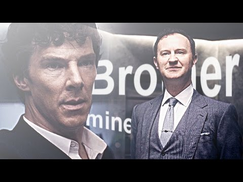 ► Sherlock & Mycroft Holmes | Brother Mine