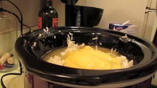 Easy Crockpot Potato Soup Recipe