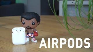 TEST DES APPLE AIRPODS