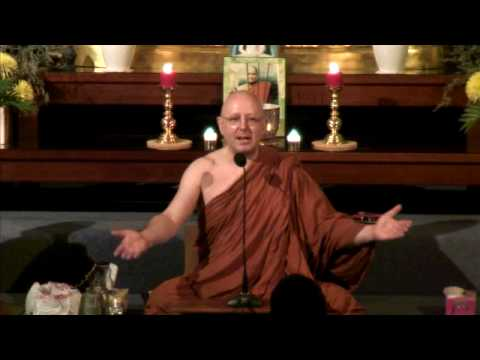 A Taste of Freedom | Ajahn Brahm | 19-02-2010