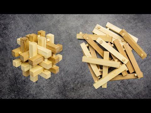 Slide Puzzle By Eureka, Or Box Puzzle (18 Pieces Puzzle). Solution