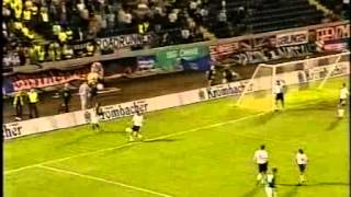 WM 98 Qualifier Northern Ireland v Germany 20th AUG 1997 Häßler & Bierhoff Dreierpack In 7 Minutes